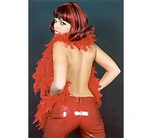 One hip chick Photographic Print
