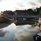 Blakeney Harbour by cappa