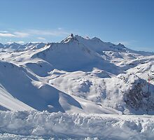 Tignes by skippy