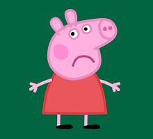 Sad Peppa Unisex T-Shirt