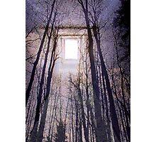 The Doorway Photographic Print