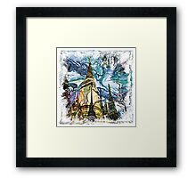The Atlas Of Dreams - Color Plate 156 Framed Print