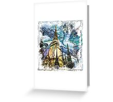 The Atlas Of Dreams - Color Plate 156 Greeting Card