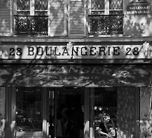 boulangerie in paris by jude walton