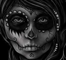 Candy Skull by abou