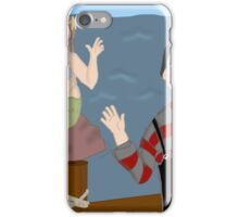 Real Men Love Curves  iPhone Case/Skin