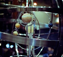 Orrery of the Clock of the Long Now by njordphoto