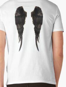 Dark Wing Mens V-Neck T-Shirt