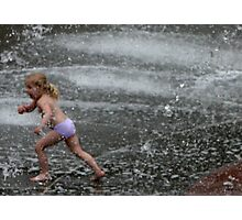 Water Shock Photographic Print