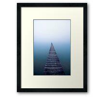 Path to Oblivion Framed Print