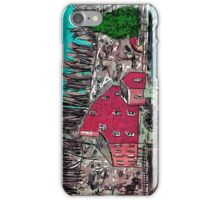 Red Mill Museum iPhone Case/Skin