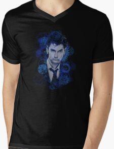 Clockwork Doctor Mens V-Neck T-Shirt