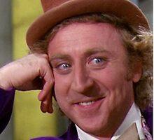 Willy Wonka Meme by wormlite