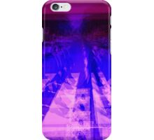 Trippy Abbey Road iPhone Case/Skin