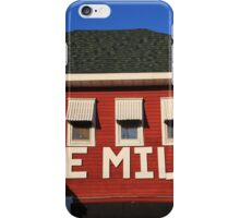 Route 66 - The Mill Restaurant iPhone Case/Skin