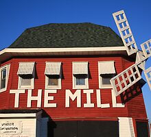 Route 66 - The Mill Restaurant by Frank Romeo