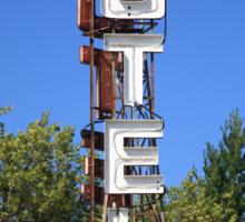Route 66 - Pioneer Motel Sticker
