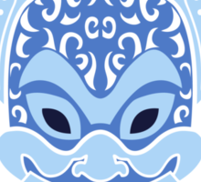 Blue Spirit Sticker
