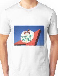 Route 66 - Cotton Boll Motel Unisex T-Shirt