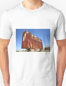 Route 66 - Western Motel Neon Unisex T-Shirt