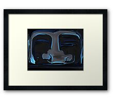 You 'N' Me Framed Print