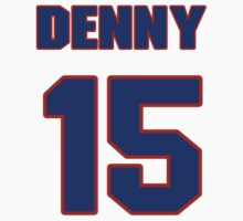 National baseball player Denny Gonzalez jersey 15 by imsport