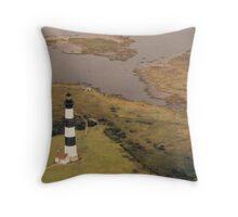Bodie Island Throw Pillow