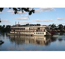 Murray Princess Riverboat Photographic Print