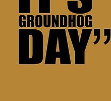 movie quotes: groundhog day by shinypikachu