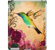 Hummingbird I iPad Case/Skin
