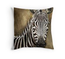 Uganda: Youngster's Identity?  Throw Pillow