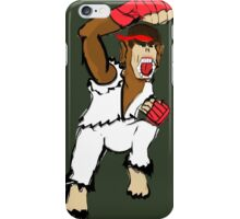 Ryu Monkey iPhone Case/Skin