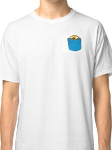 Jake in Finn's Pocket Classic T-Shirt