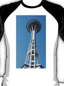 Space Needle, Seattle WA T-Shirt