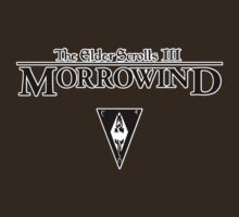 Morrowind by StilledFox