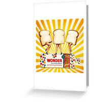 Wonder Women Greeting Card