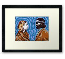 Secret Love Framed Print