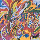 Bunny Bunny Hop Hop by Rebekah  McLeod