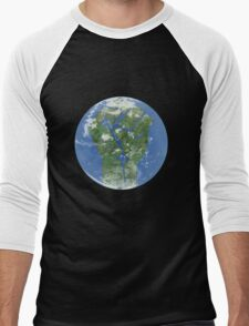 global revolution Men's Baseball ¾ T-Shirt