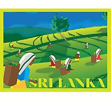 Sri Lanka Photographic Print