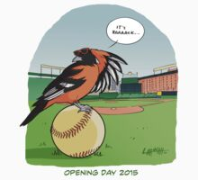 Orioles Opening Day 2015 T-Shirt