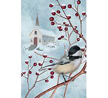 Winter Scene I Photographic Print