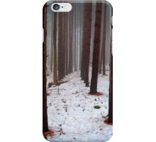 Bleeding Trees iPhone Case/Skin