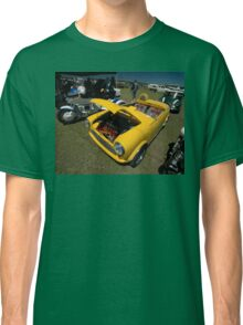 Little Yellow Taxi, Evans Head Fly-In, NSW Classic T-Shirt