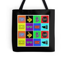 80's Series Tote Bag
