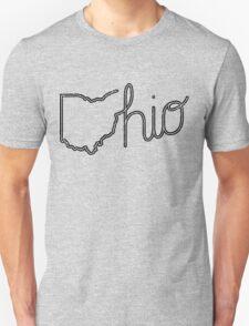 O-hio (Black Print) T-Shirt
