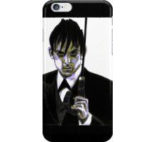 Gotham Oswald Cobblepot Robin Lord Taylor iPhone Case/Skin