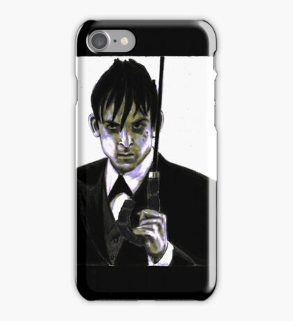 Gotham Oswald Cobblepot Robin Lord Taylor iPhone Case/Skin