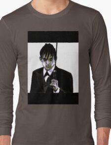 Gotham Oswald Cobblepot Robin Lord Taylor Long Sleeve T-Shirt