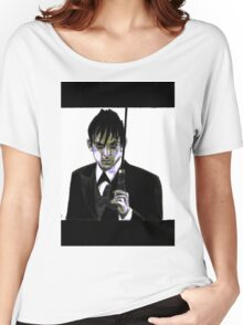 Gotham Oswald Cobblepot Robin Lord Taylor Women's Relaxed Fit T-Shirt
